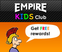 Empire Kids club - Get free rewards!