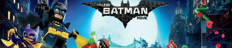 The LEGO Batman Movie 2D
